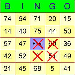 American Games Bingo Systems: Bingo Systems Include